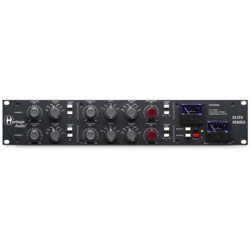 Heritage Audio HA-609A Stereo Compressor