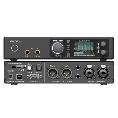 RME ADI-2 Pro FSR Black Edition
