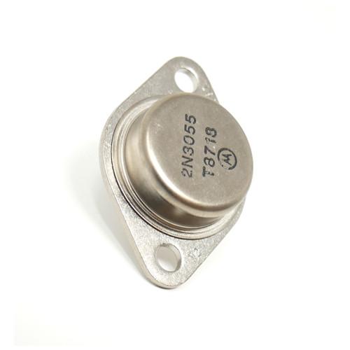 Motorola 2N3055 NOS Output Transistor Top