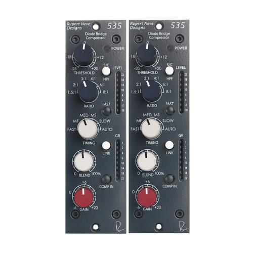 Rupert Neve Designs 535 Stereo Pair