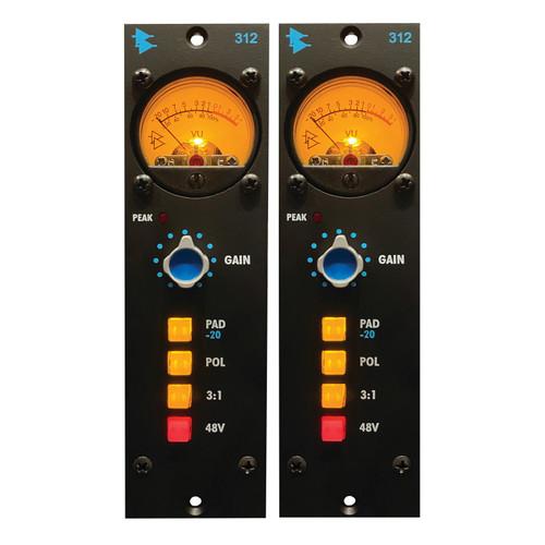 API 312 Stereo Pair
