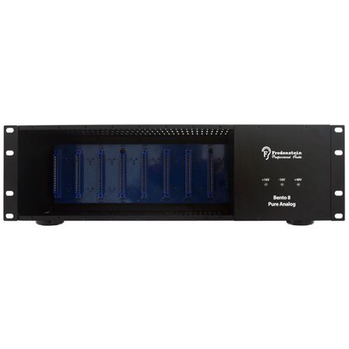 Fredenstein Bento 8 Pure Analog 500 Module Carrier