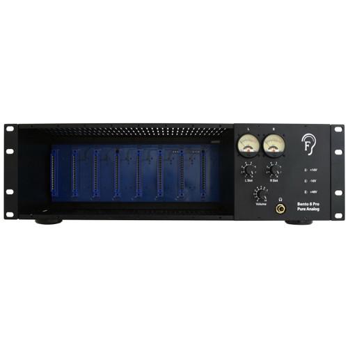 Fredenstein Bento 8 Pro Pure Analog 500 Module Carrier