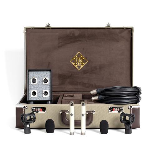 TELEFUNKEN ELA M 260 Cardioid Stereo Set