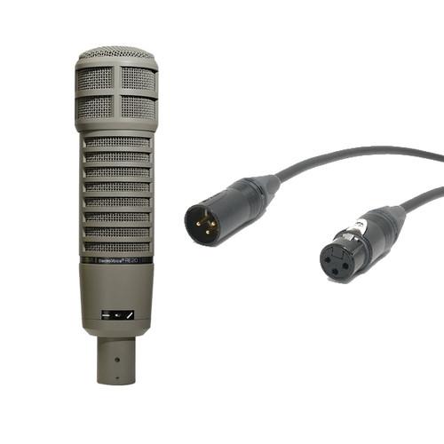 Electro-Voice RE20 Active Booster Cable Bundle