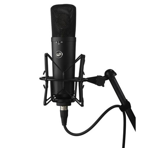 Warm Audio WA-87 R2 Black Shock Mount