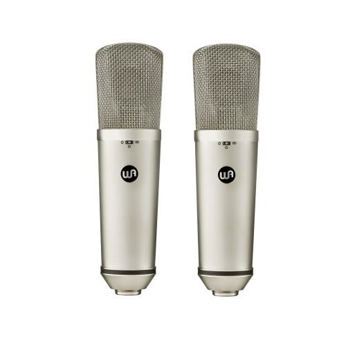 Warm Audio WA-87 R2 Stereo Pair