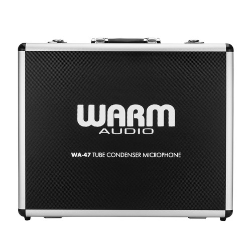 Warm Audio WA-47 Flight Case