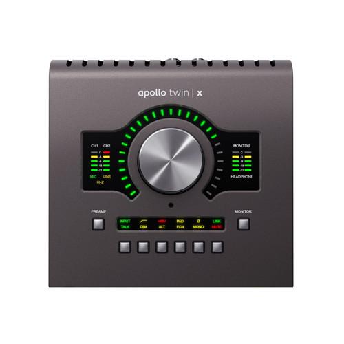 Universal Audio Apollo Twin X  Top