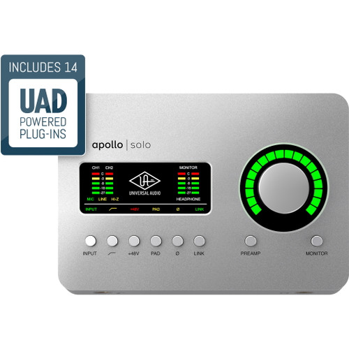 Universal Audio Solo USB