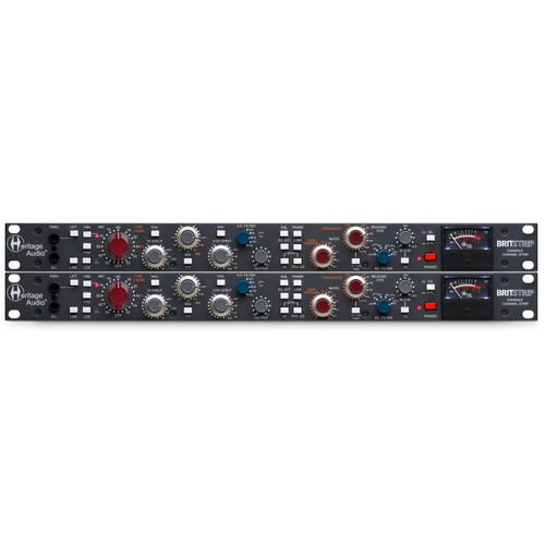 Heritage Audio BritStrip Stereo Pair