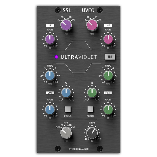 Solid State Logic UltraViolet EQ UVEQ