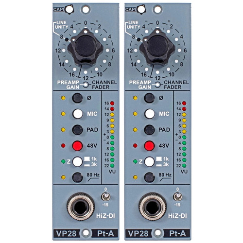 CAPI VP28-Platinum Stereo Pair