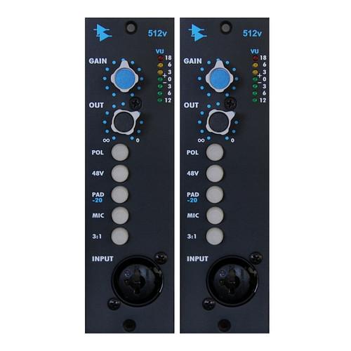 API 512v Stereo Pair