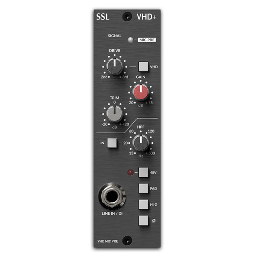 Solid State Logic VHD+ Pre 500