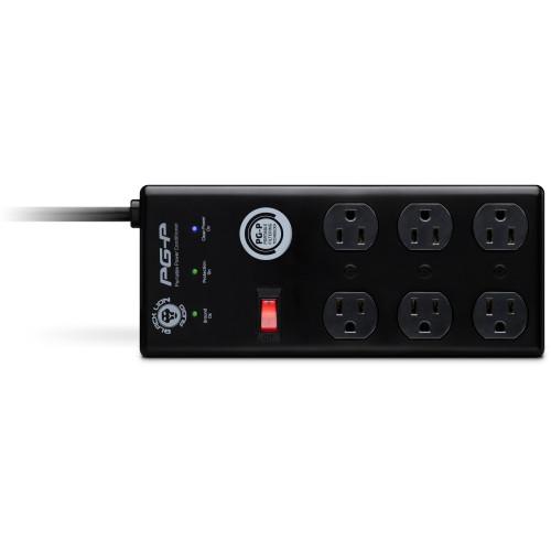 Black Lion Audio PG-P Portable Power Conditioner Top