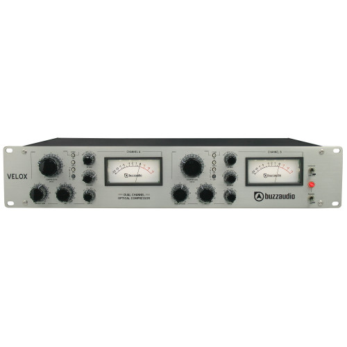 Buzz Audio Velox-DC Silver