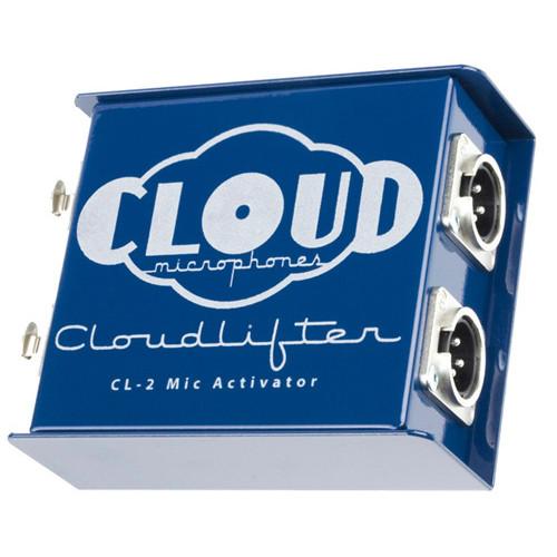 Cloud Microphones Cloudlifter CL-2 Angle at ZenProAudio.com