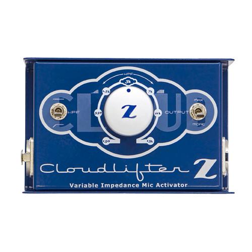 Cloud Microphones Cloudlifter Z Front at ZenProAudio.com