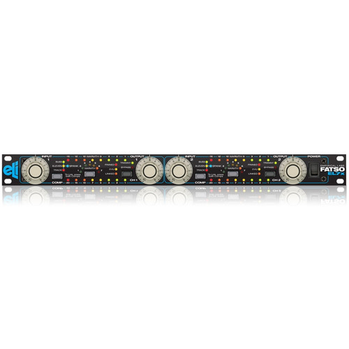 Empirical Labs FATSO EL7x Front at ZenProAudio.com