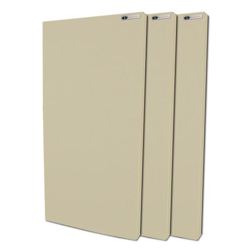 GIK 242 Panels (3) Angle at ZenProAudio.com