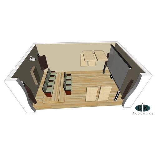 GIK Room Kit #2 Angle at ZenProAudio.com
