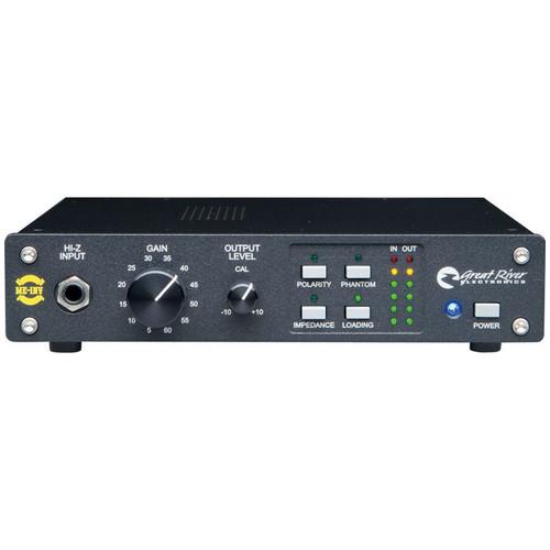 Great River ME-1NV Front at ZenProAudio.com
