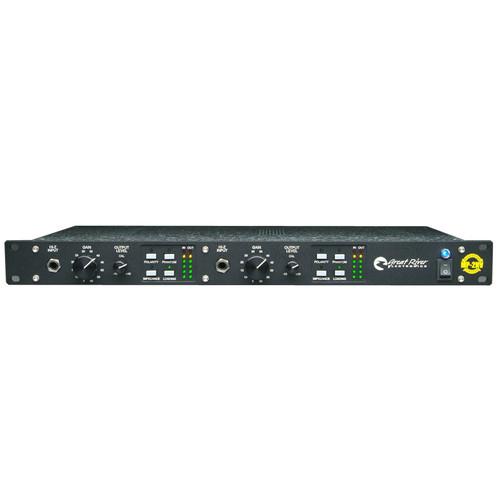 Great River MP-2NV Front at ZenProAudio.com