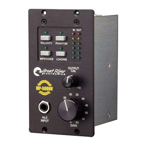 Great River MP-500NV Front at ZenProAudio.com