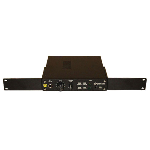 Great River Single Rack Kit Front at ZenProAudio.com