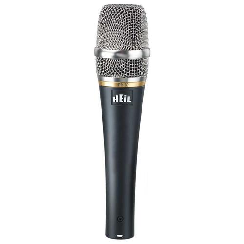 Heil Sound PR 20 UT Front at ZenProAudio.com