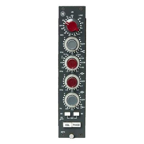 Heritage Audio 6673 Front at ZenProAudio.com
