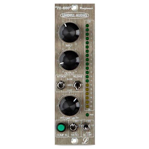 Lindell Audio 7X-500 Front at ZenProAudio.com