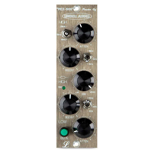 Lindell Audio PEX-500 Front at ZenProAudio.com