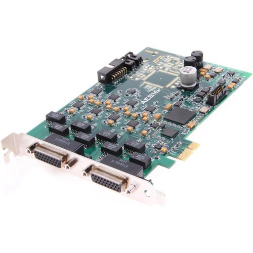 Lynx AES16e Angle at ZenProAudio.com