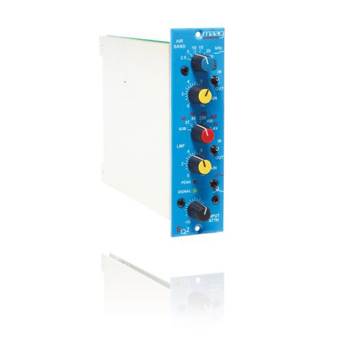 Maag Audio EQ2-500 Angle at ZenProAudio.com