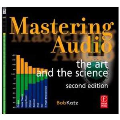 Mastering Audio, Autographed by Bob Katz Front at ZenProAudio.com