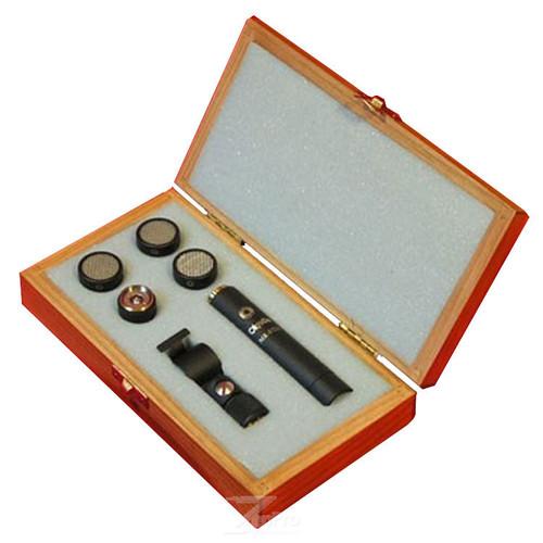 Oktava MK-012 Black in Wood Box Details at ZenProAudio.com