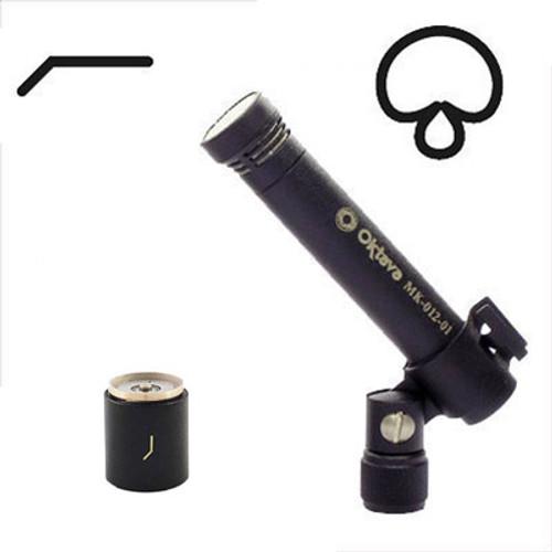 Oktava MK-012 Film Kit Black Details at ZenProAudio.com