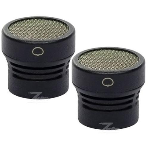 Oktava MK-012 Hyper Cap Pair Black Details at ZenProAudio.com