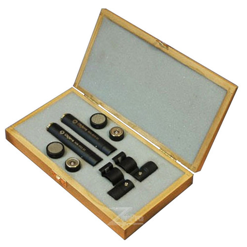 Oktava MK-012-01 MSP2 Black in Wood Box