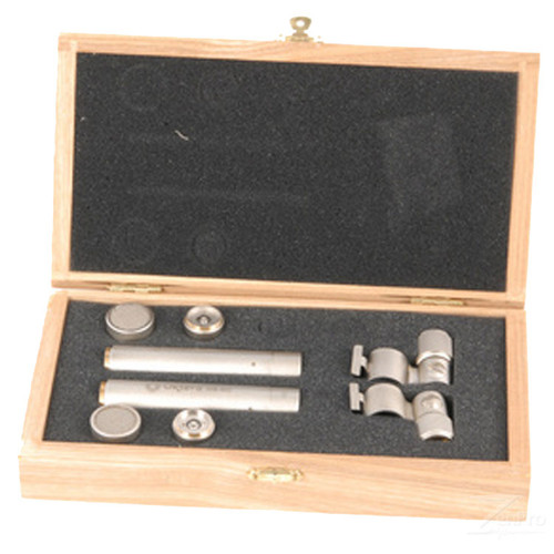 Oktava MK-012-01 MSP2 Silver in Wood Box