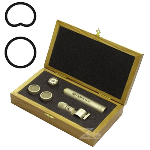 Oktava MK-012-02 Silver in Wood Box