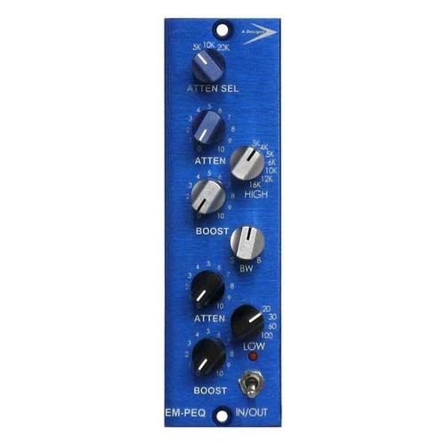 A-Designs EM-PEQ Front at ZenProAudio.com