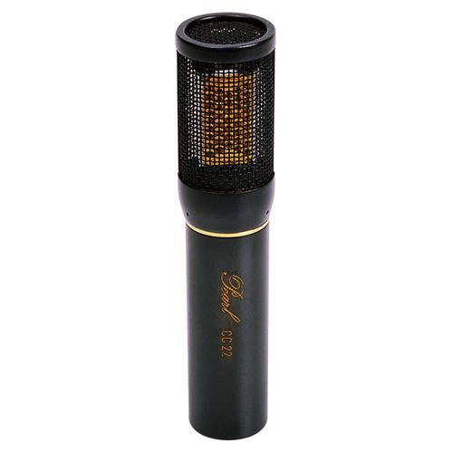 Pearl Microphones CC22 Front at ZenProAudio.com