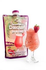 Strawberry Daiquiri in a Bag