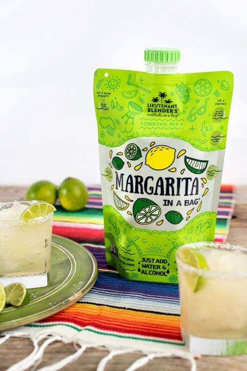 Non-GMO Margarita in a Bag