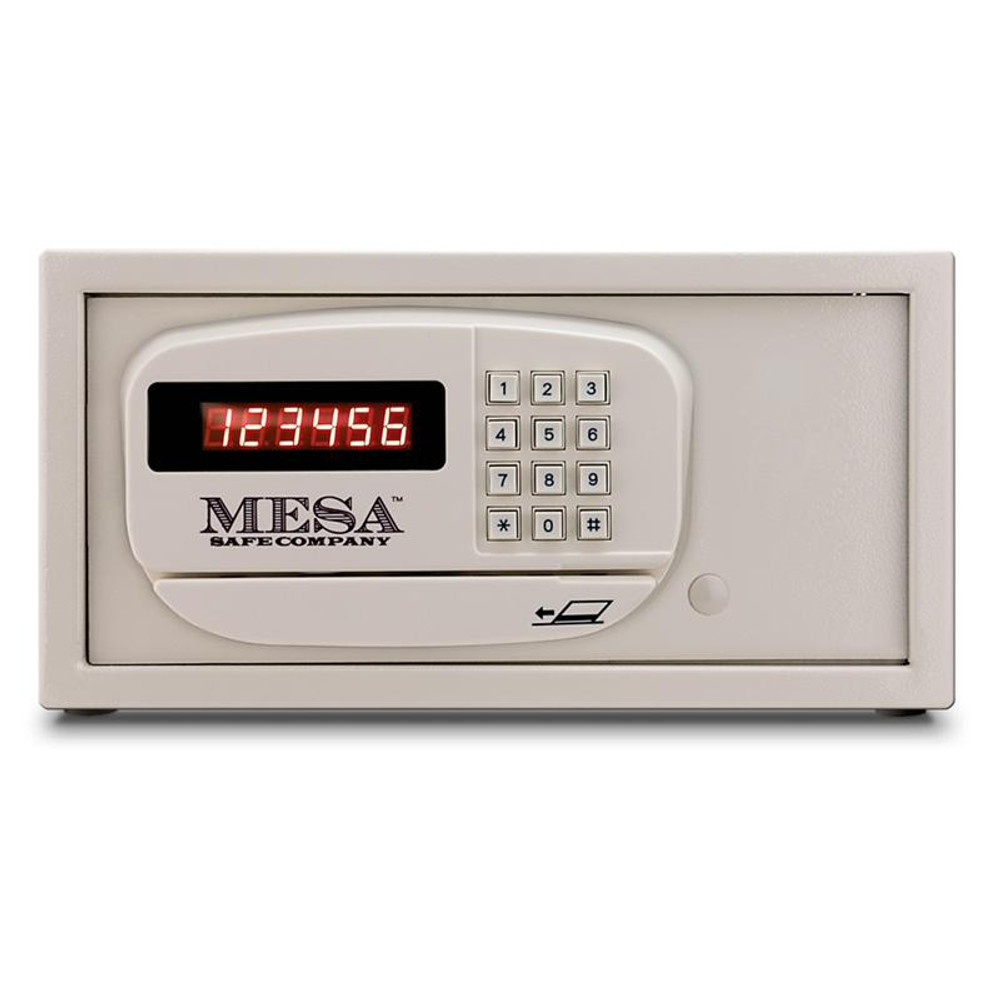 Mesa MH101E Hotel Safe - White