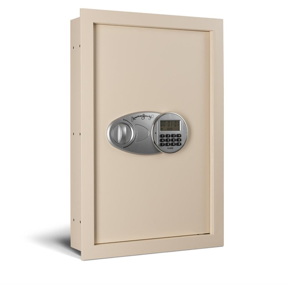 American Security WEST2114 Wall Safe