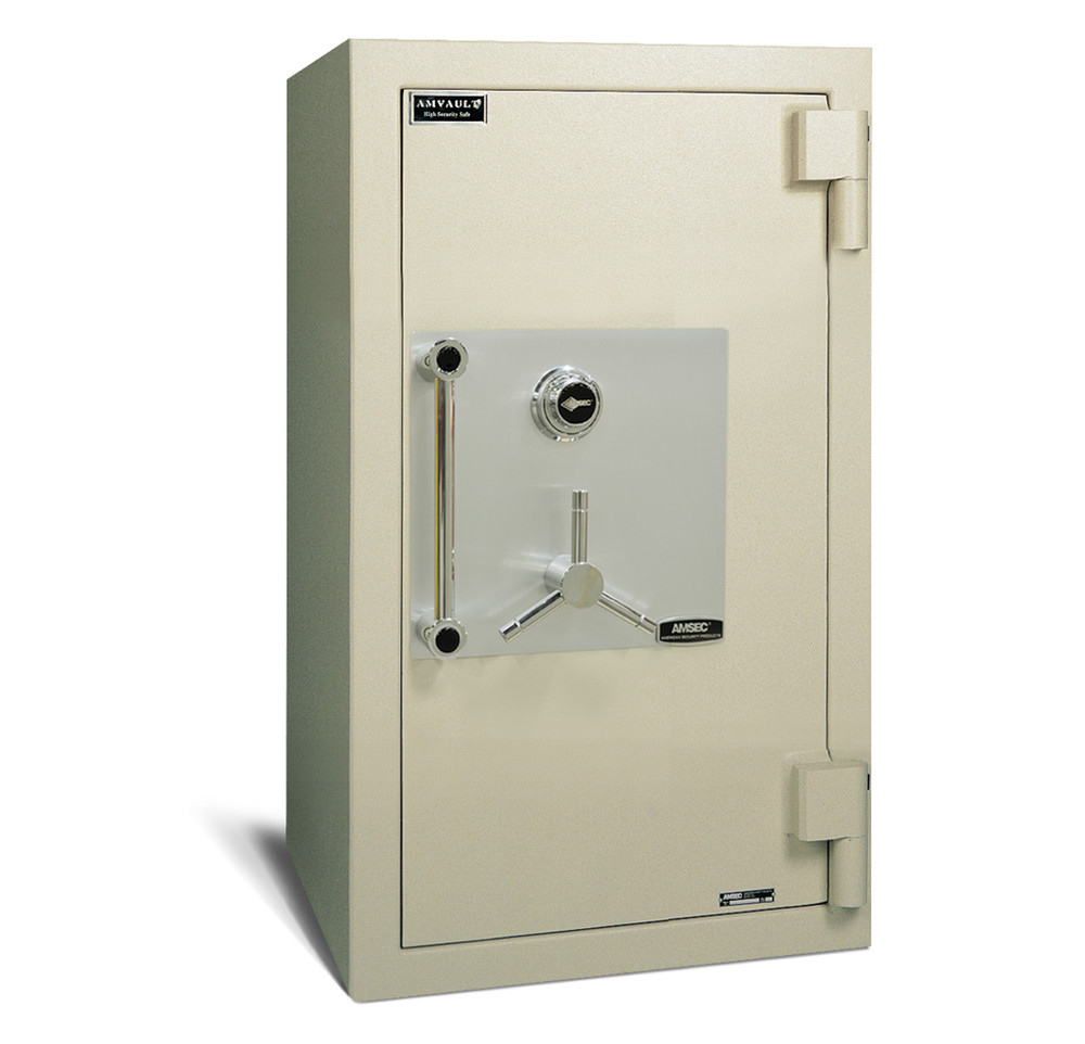 American Security AMVAULT CF5524 TL-30 High Security Composite Safe